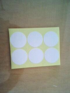供应电子钟表专用可移同心圆双面胶  3M双面胶  双面胶