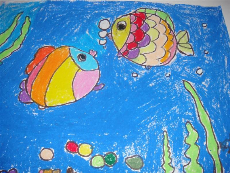 供应嘉定少儿美术培训 嘉定哪有儿童画画培训班 宝贝学画真开心