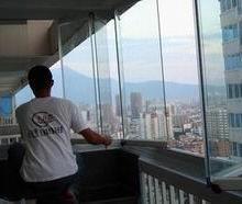福州铝合金推拉窗 福州铝合金折叠窗 专业定做 免费加盟