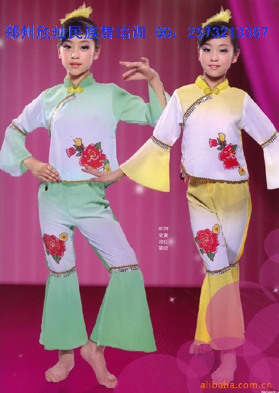舞蹈培训少儿民族舞培训