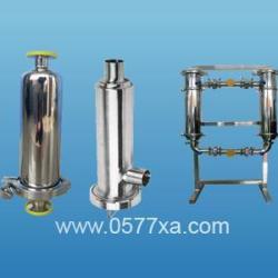 供应管道过滤器不鏽鋼桶式過濾器