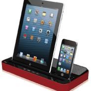 iPad/iPhone座充音响图片