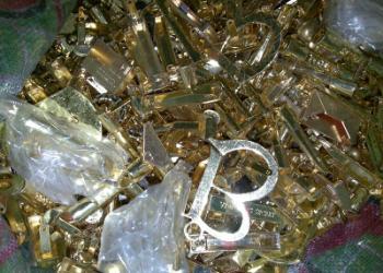 电子线电容电器铜圈铜锡条回收厂家图片