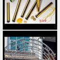 供应广东佛山耀眼不锈钢装饰管永固不锈钢制品管