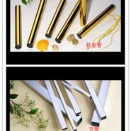 430不锈铁管304不锈钢装饰管图片