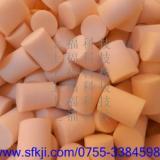 供应高密度机械清洁棉海棉柱