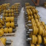 供应轮子山推推土机拖轮原厂拖轮
