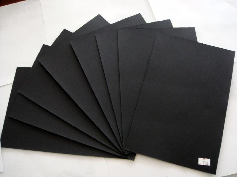 供应黑卡纸厂家
