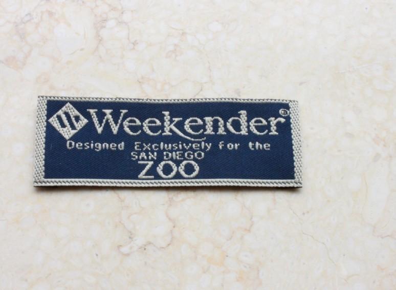 杭州织标厂家  织唛织标 来稿来样免费打样 品质好的杭州织标厂家