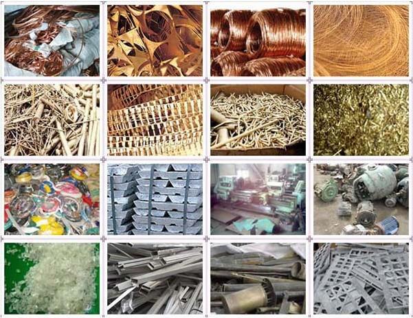 回收金属资源回收
