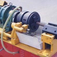 武汉钢筋剥肋直螺纹滚丝机 全系列钢筋套筒 设备先进 品质放心图片