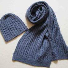 供应羊毛围巾帽子