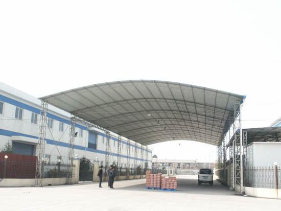 供应永州市祁阳县楼顶加层活动板房加层遮雨棚遮阳棚彩钢棚图片