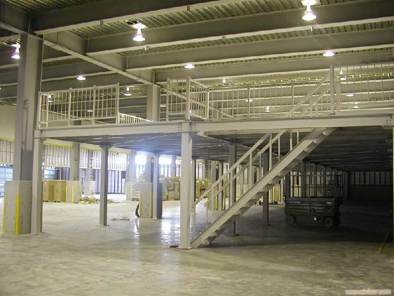 供应新宁钢结构平台、钢平台、组合式钢平台、阁楼平台、货架钢平台