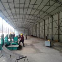 供应恭城彩钢棚 钢筋棚 轻钢结构厂房