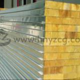 供应张家界活动房材料、彩钢夹芯大波瓦、PU瓦、岩棉板、泡沫夹芯板厂家