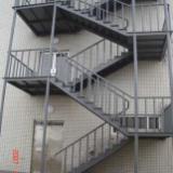 供应衡阳市直线式钢楼梯、工厂钢楼梯等设计安装