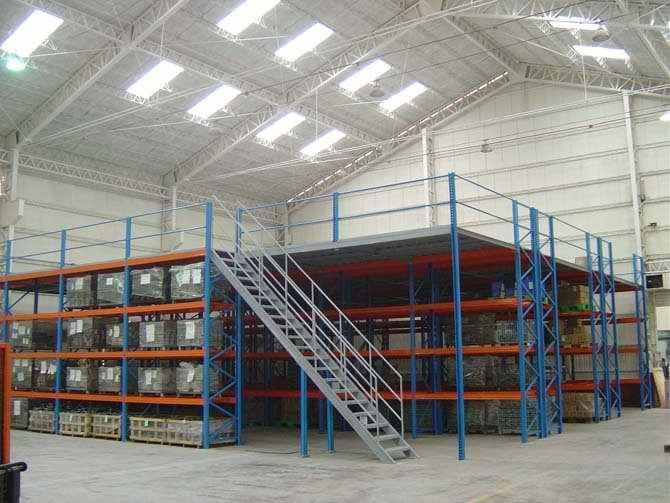 供应隆回钢结构平台、钢平台、组合式钢平台、阁楼平台、货架钢平台