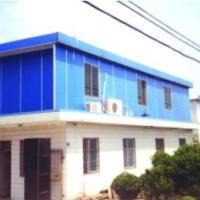供应永州市楼顶遮雨棚遮雨棚彩钢棚楼顶活动板房加层