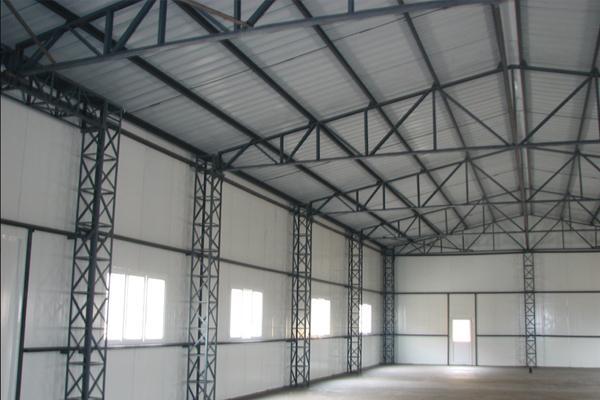供应湖南双牌钢筋棚彩钢棚、轻钢结构厂房