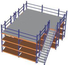 钢结构大厂供应衡阳轻钢平台
