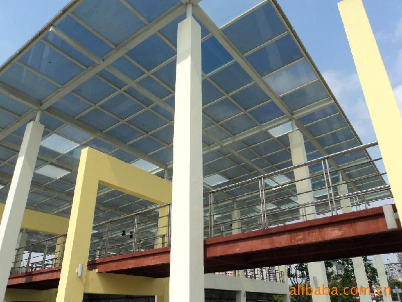 供应邵东楼顶加层 楼顶加层活动板房 楼顶遮雨棚彩钢棚搭建图片