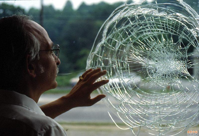 ...爆图片 玻璃防爆样板图 玻璃防爆 新干县江华玻璃工艺品厂