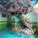 供应幼儿园假树供应幼儿园假树的设计   幼儿园假树的个性装修   幼儿园假树的价格