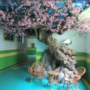 幼儿园假树图片