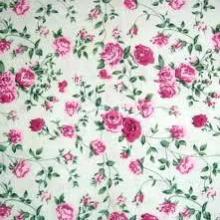 供应印花涤棉坯布