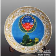 定做会议纪念品军事纪念瓷盘图片