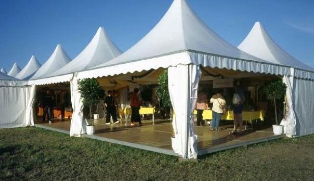 6m跨度会展欧式篷房图片大全图片