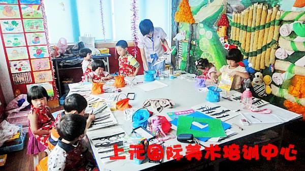供应无锡幼儿学画画美术培训班
