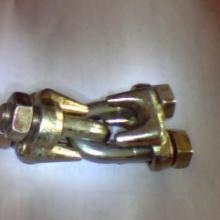 (直销):熟铁卡头 异型卡头 电梯卡头 钢绳卡头大世界价格