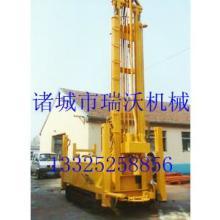 供应大型气动钻井机 全液压气动钻井机 钻探设备 抽沙钻井机图片