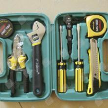 供应中山大千广告制作精品家用工具8件套装 高档工具箱 各种组合工具图片