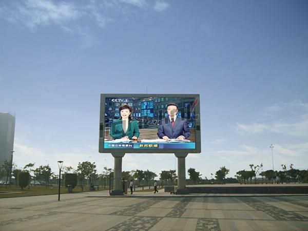 户外屏 户外led显示屏 led广告屏