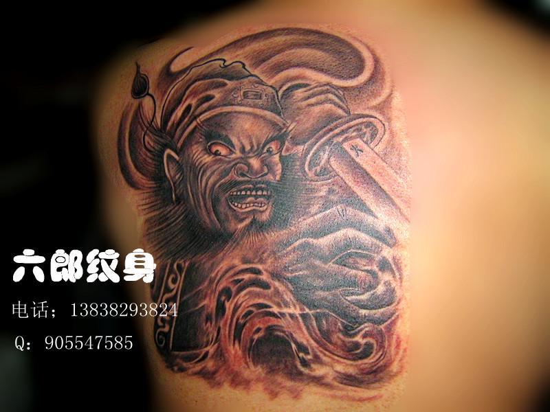 不外纹身也是有讲究的,比如