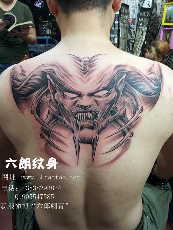 纹身_纹身供货商_供应六郎刺青纹身