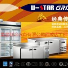 供应星星B款标准款厨房冷柜系列
