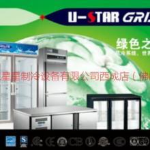 供应星星A款工程款厨房冷柜系列