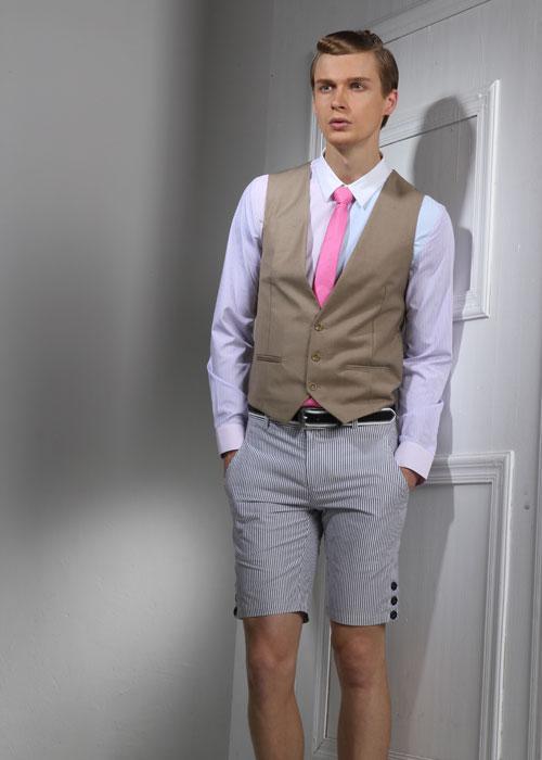 最新男士服装搭配方法