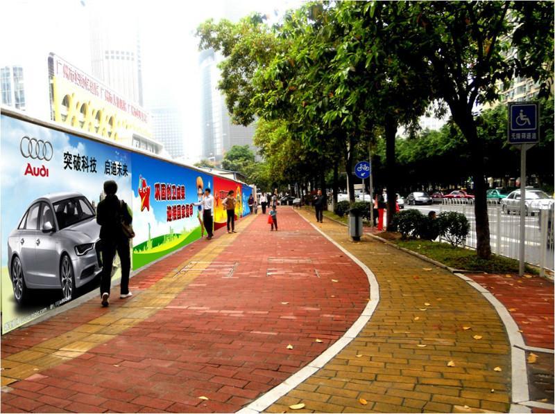 供应广州广告制作最好的围墙广告公司有哪些