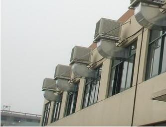 常州/供应常州纺织车间通风降温设备