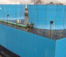 供应节能玻璃钢冷却塔工作原理批发