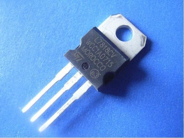 三端稳压管图片|三端稳压管样板图|ST原装L78
