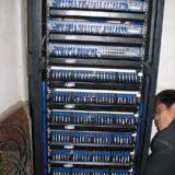 供应无缝拼接屏,指纹门禁,黄岛青岛开发区弱电施工队