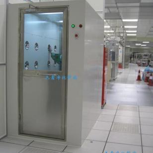 江西双人风淋室安装净化设备图片