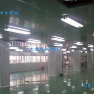 番禺食品厂车间彩钢板装修图片