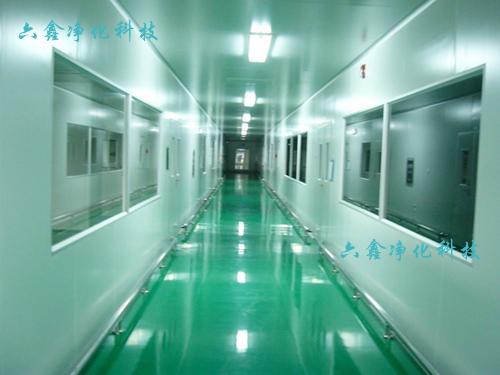 供应广东十万级食品净化车间装修